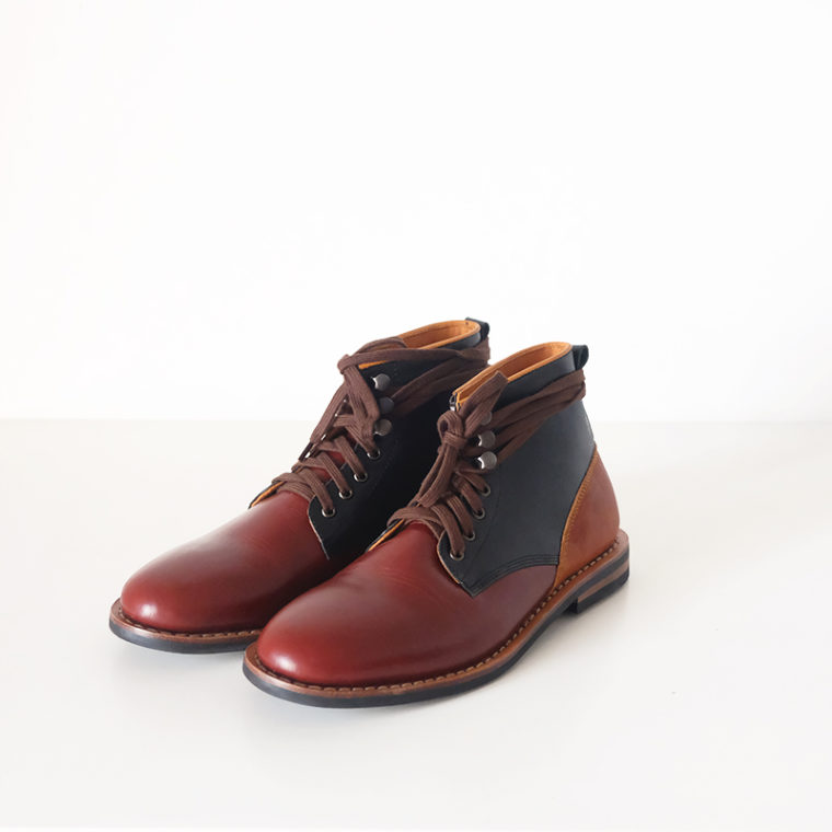 Derby Boots 3 Tone-1